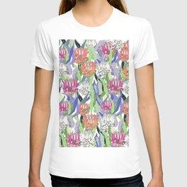 Protea Garden 003 T-shirt