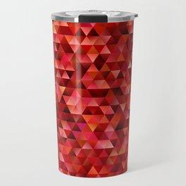 Bloody triangles Travel Mug