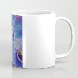 Blue Echeveria Coffee Mug