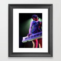 Vicky-T Framed Art Print