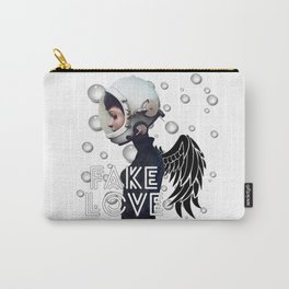 FAKE LOVE (Tear) Carry-All Pouch