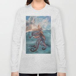 Illusory Island Long Sleeve T-shirt
