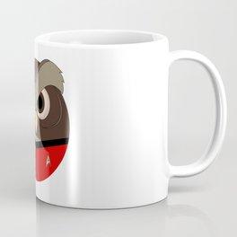 Redshirt Owl Coffee Mug