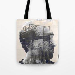 SPENCER Tote Bag