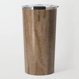 Vintage Wood Panel Travel Mug