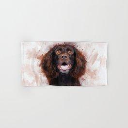Spaniel Hand & Bath Towel
