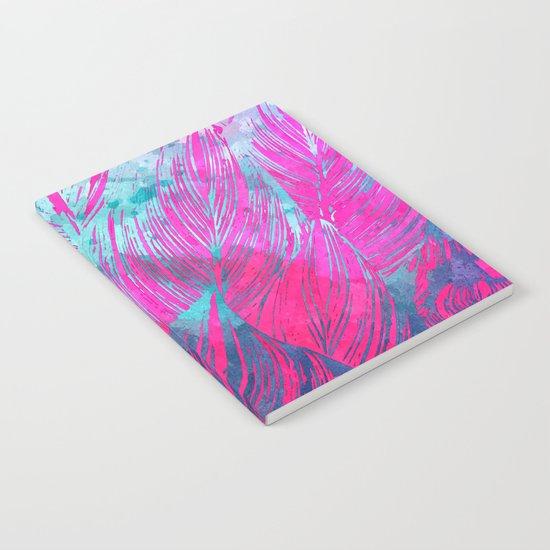 Hot n Drunk Pink #society6 #decor #fashion #buyart Notebook