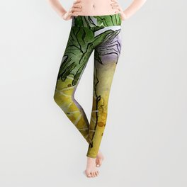 Pineapple Crush Leggings