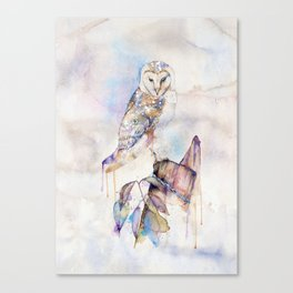 Wise Thoughts Canvas Print