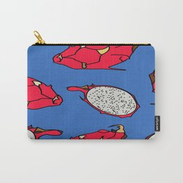 Pitaya fruit pattern Carry-All Pouch