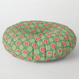 Water Melon Quench Floor Pillow