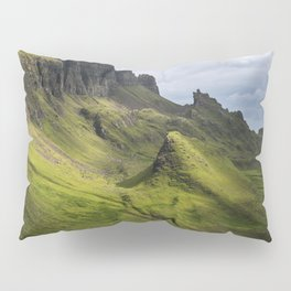 Mesmerized by the Quiraing Pillow Sham