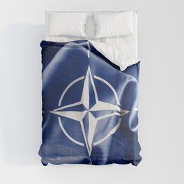 NATO Flag Comforters