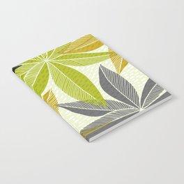 Modern Hawaiian Print Notebook