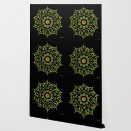Mandala Reggae en la noche Wallpaper