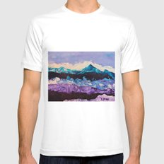Stormy Mens Fitted Tee White MEDIUM