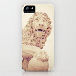 St Augustine Bridge of Lions iPhone Case