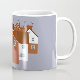 Houses in Kent and Sussex Coffee Mug