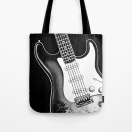 Stratocaster Tote Bag