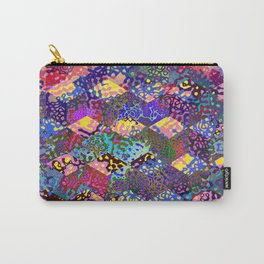 Geo Coral Reef Carry-All Pouch