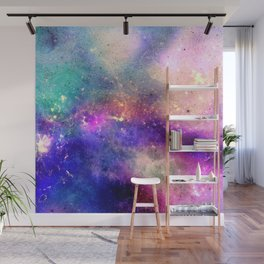 Stardust Groves Wall Mural