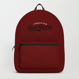 I wanna be Your EndGame Backpack