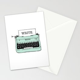 TYPE{WRITE}R Stationery Cards