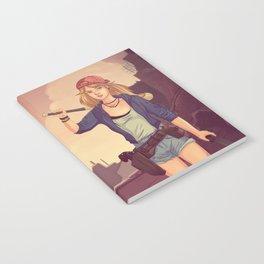 Apocalypse Valentine Notebook