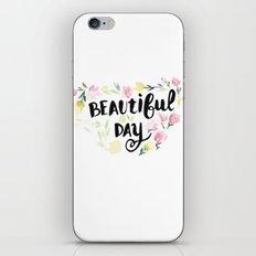Beautiful Day iPhone & iPod Skin