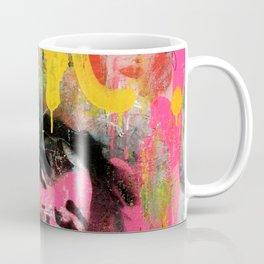 NYC GRAFFITI WALL II Coffee Mug