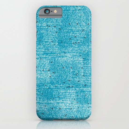 Words Get in the Way iPhone & iPod Case