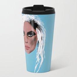 Blondie ~ Debbie Harry, Lady of the eighties! Travel Mug