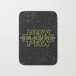 Pew Pew v2 Bath Mat