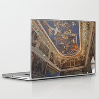 baroque Laptop & iPad Skins featuring Baroque by Lorenzo Bini