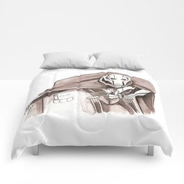 General Grievous' Lightsaber Collection Comforters