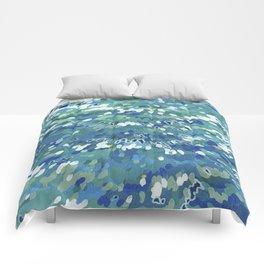 Clearwater II Juul Art Comforters