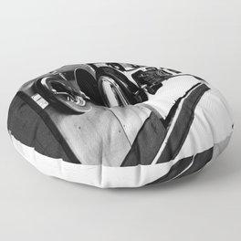Laundry Day Floor Pillow