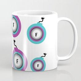 Darling F Bombs Coffee Mug