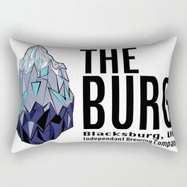 The Burg Rectangular Pillow