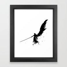 Anime 1 Framed Art Print