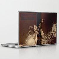 alabama Laptop & iPad Skins featuring Alabama Shakes by Ferdinand Bardamu