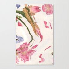 Pinku II Canvas Print