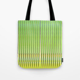 Traveler's Palm Tote Bag