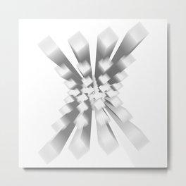 Whitey X Metal Print
