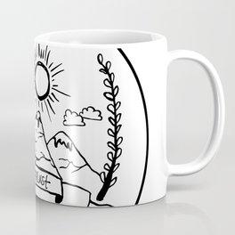 Mountain Wanderlust Coffee Mug