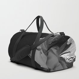 Bondi Beach Rock Formation Duffle Bag