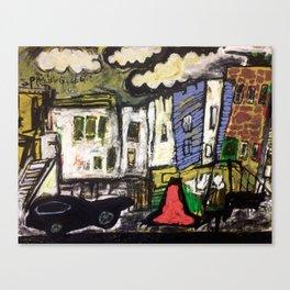 Drears Canvas Print