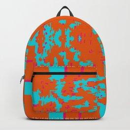 """""""Glitch"""" series #3 Backpack"""