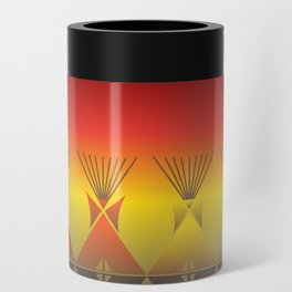 Night Tipi Can Cooler
