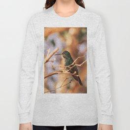 Bird - Photography Paper Effect 004 Long Sleeve T-shirt